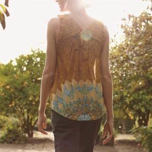 Anthropologie Light Rising Tank by We Love Vera 6